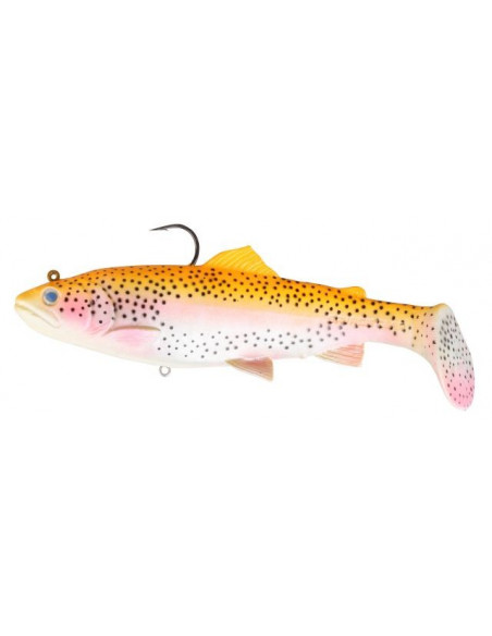 The 3D Trout Rattle Shad